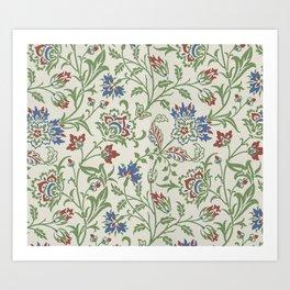 William Morris Brentwood Art Print