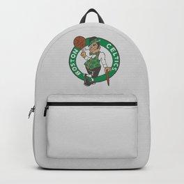 Boston Celstics Logo Backpack