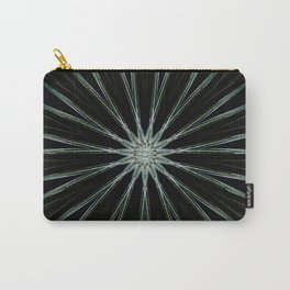 Silver Angel Star Carry-All Pouch