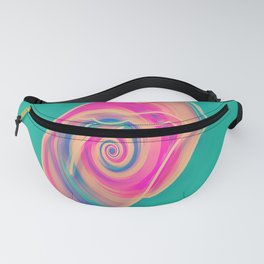Stones Green Fanny Pack