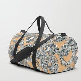 cirque fleur honey Duffle Bag