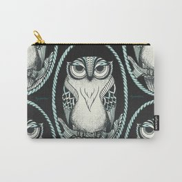 Old Owl Carry-All Pouch