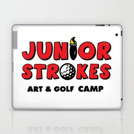 Junior Strokes Camp Laptop & iPad Skin