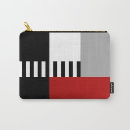 Geometric pattern 4 Carry-All Pouch