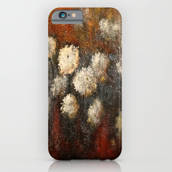 Golden Blossoms iPhone & iPod Case
