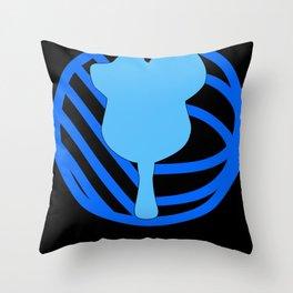 *FOR DARK SHIRTS* WDW Kingdomcast - Classic logo Throw Pillow