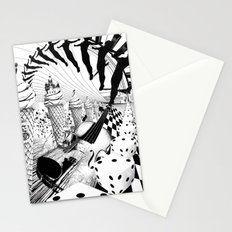 PLEASE, COME IN CONTACT OUR PLANET EARTH Stationery Cards