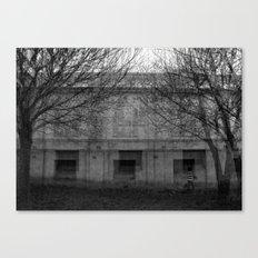 Walk Through Time - VACANCY zine Canvas Print
