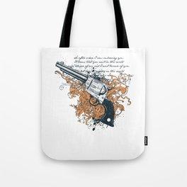 The Revolver Tote Bag