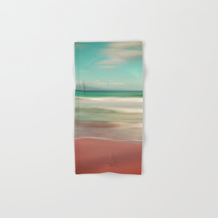 Ocean Dream IV Hand & Bath Towel