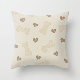 My Dear Dog - Colors For You Throw Pillow