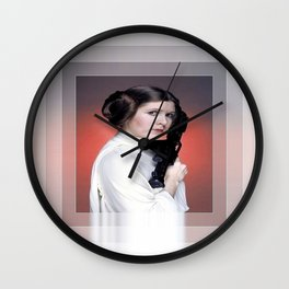 princessleia Wall Clock