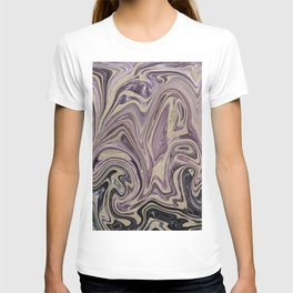 Fluid Kiss #1 #abstract #decor #art #society6 T-shirt