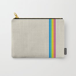 Rainbow - vintage photo Carry-All Pouch