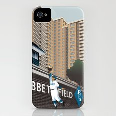 Ther Used to be a Ballpark Here iPhone (4, 4s) Slim Case
