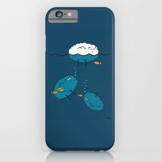 Sinking Sheep iPhone & iPod Case