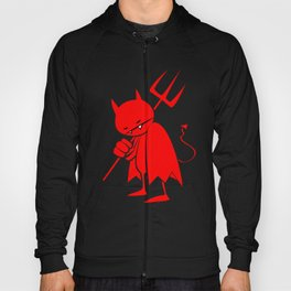 minima - sad devil Hoody