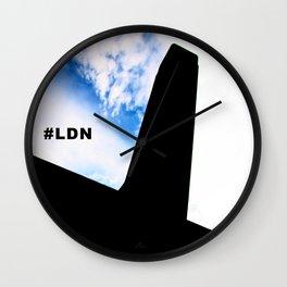 #LDN Wall Clock