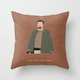 Firefly - Jayne Throw Pillow