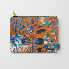 Underground Graffiti Carry-All Pouch