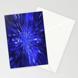 Exploding Star Stationery Cards