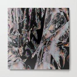 Web of Space Metal Print