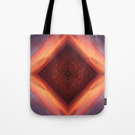 Sea Vortex Tote Bag
