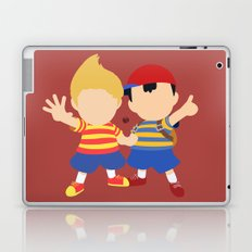 Ness&Lucas(Smash)Red Laptop & iPad Skin