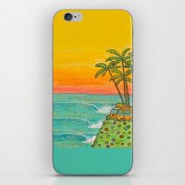 VW Surf Paradise iPhone Skin