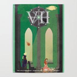 Vintage FF Poster VII Poster