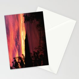 Sunset * Big Sur, California Stationery Cards