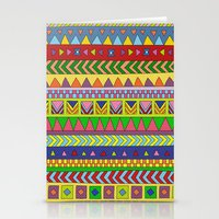 forever young Stationery Cards featuring Forever Young by Bianca Green