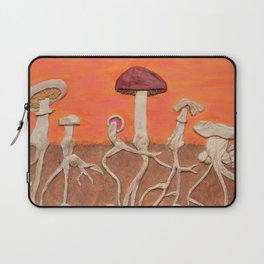 Laughing Shrooms Laptop Sleeve