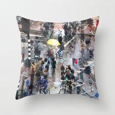 Amsterdam 35 Throw Pillow