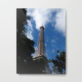 Eiffel Tower 1 Metal Print