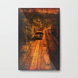 Train 501 Metal Print