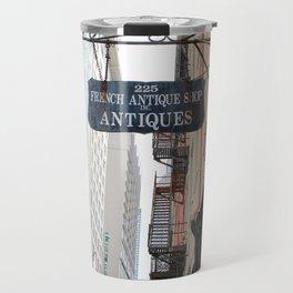 Antiques  Travel Mug