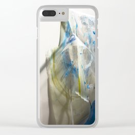 Foam Clear iPhone Case