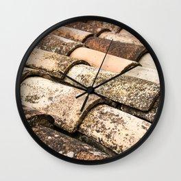Rooftop Wall Clock