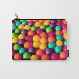 Rainbow Candy: Gumballs Carry-All Pouch
