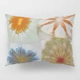 Fulvous Certainty Flowers  ID:16165-113635-96480 Pillow Sham
