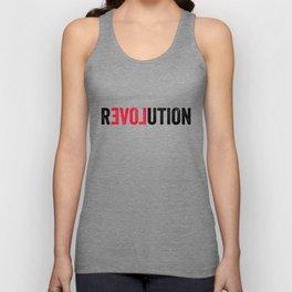 Revolution - Gotta start somewhere. Unisex Tank Top