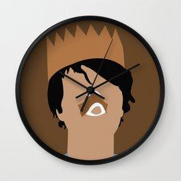 Peter Hereditary horror movie Wall Clock