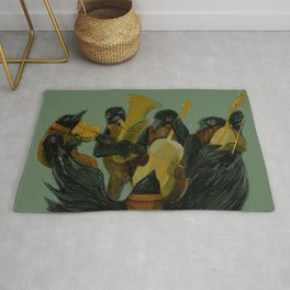 Nevermore Rug
