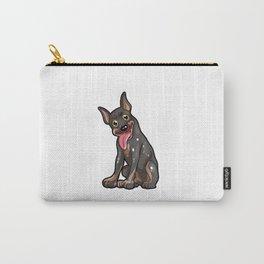 German Pinscher Dog Puppy Doggie Gift Present Carry-All Pouch