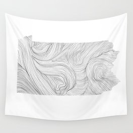 The State of Things: Pennsylvania Wall Tapestry