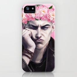 Flower Crown Ronan iPhone Case