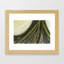 Thatched Origins Framed Art Print