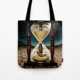 Sands of Time ... Memento Mori Tote Bag