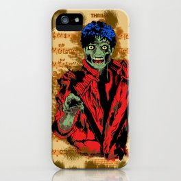 It's a Thrilllllller iPhone Case